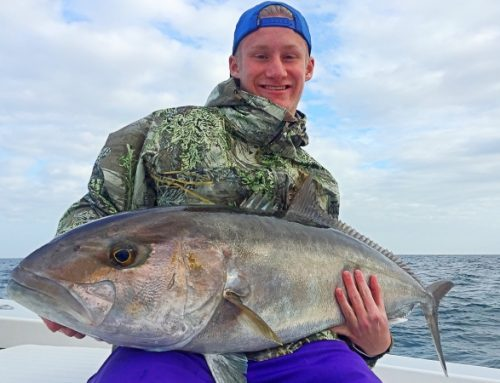 Christmas Giants on ft Myers fishing charters