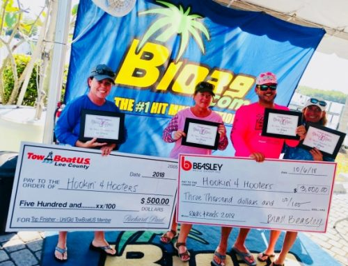 Racks and reels fishing tournament fort Myers